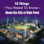 10 things you need to know about your city! #OurCityOurUniversity #HighPoint https://t.co/oLgA5UXjbR
