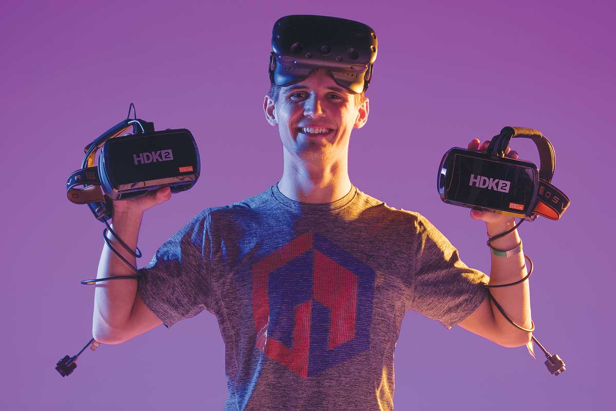 The Koffman Southern Tier Incubator is school for #startups. Check out how one recent Watson grad is building a VR company out of the incubator.  http:// ow.ly/tTrF30lo7xX  &nbsp;  <br>http://pic.twitter.com/Pi5LvkNiWC