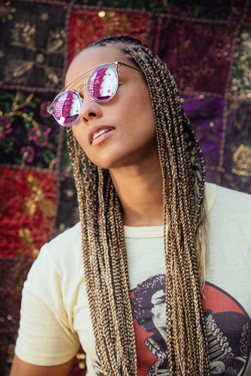 Alicia Keys  - Summer don't twitter @aliciakeys