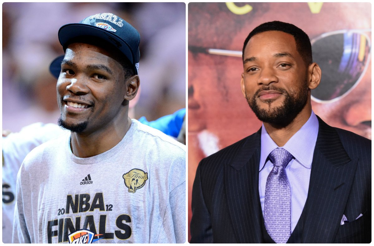 Kevin Durant e Will Smith vão financiar inclusão de negros na área de tecnologia. https://t.co/4bfjVA4lsx
