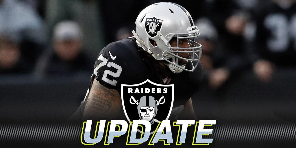 Donald Penn (@DPENN70) agrees to pay cut to stay with @Raiders: https://t.co/uJ4rezvd1E (via @RapSheet) https://t.co/D28ZEtoOiE