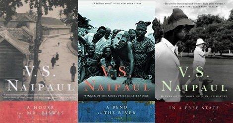Nobel laureate V. S. Naipaul passed away in London this weekend: bit.ly/2B8ifzg