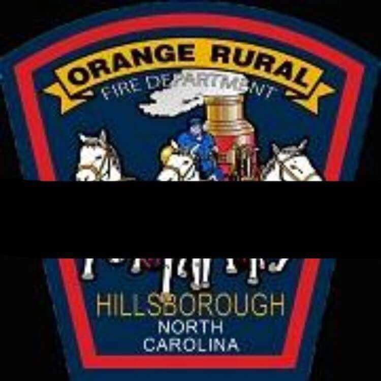 Hillsborough,NC*Firefighter Death* a firefighter with Orange  Rural FD who had earlier worked  a trench rescue was found  unresponsive at the station, possibly from a heart attack.  OSFM and others, currently at the  department] Orange County #FireinNC<br>http://pic.twitter.com/NJ0U3aIzae