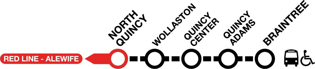 #MBTA #RedLine - Reminder: Shuttle buses replace train service between North Quincy and Braintree from ~9:00 PM until end of service starting Monday, August 20, through Thursday, August 23. Please allow extra time for your commute.  http://www. mbta.com/wollaston  &nbsp;  <br>http://pic.twitter.com/Yj8ZoGUQp1