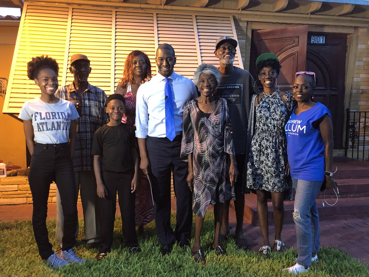 I'm running for Governor for anyone who has ever been told they don't belong, aren't worth it, or don't have a way out.  Your hope gives me strength.  Together, we will build a state where every family has the opportunity to not just survive, but to thrive. <br>http://pic.twitter.com/oTX27YmLJ8