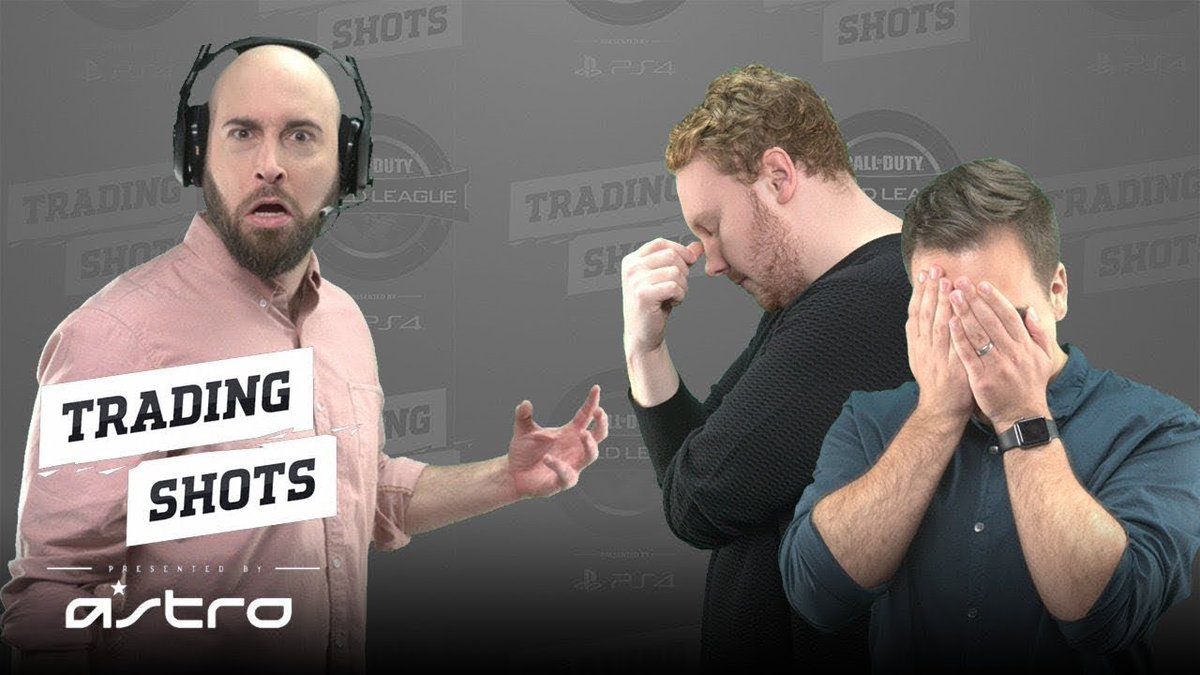 Who is going to be the #CWLChamps MVP? What team will make a losers bracket run? This and more are being discussed LIVE now in tonight's episode of Trading Shots Presented by @ASTROGaming.   Watch at https://t.co/pUVEvO1d6H