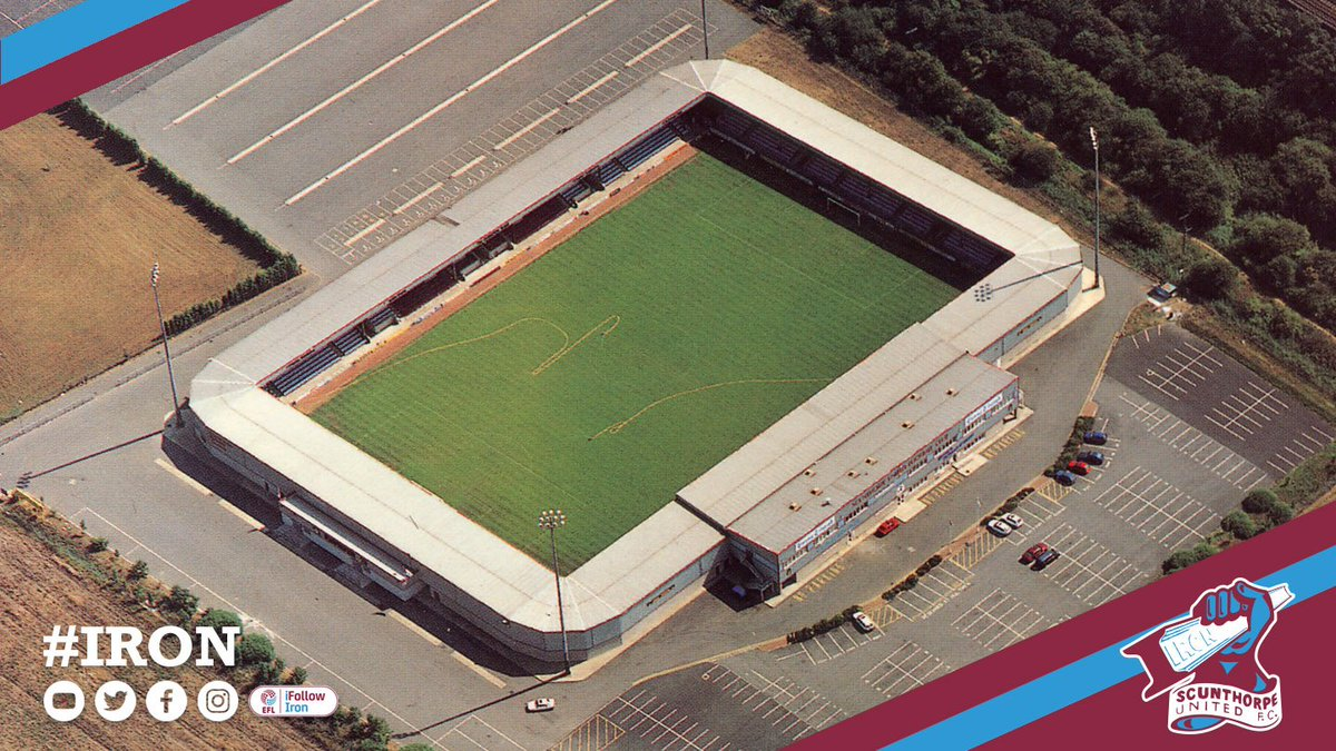 ⚽️🏟 Happy 30th birthday to our Glanford Park home, which opened its doors on this day in 1988, with the Iron taking on a Football League XI in a friendly game.  Tell us your favourite memories from the stadium.  #UTI #IRON