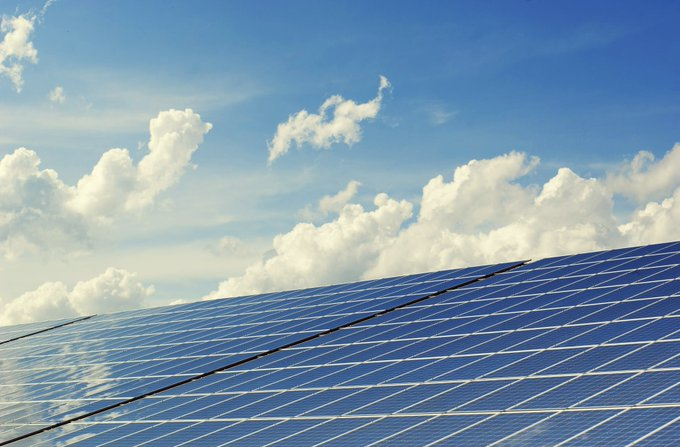 Are you a homeowner interested in owning #solarpanels and reducing your carbon emissions? Register for free for the Solar Together London scheme by August 22 for a chance to buy high-quality panels at a competitive price. More info here: Photo