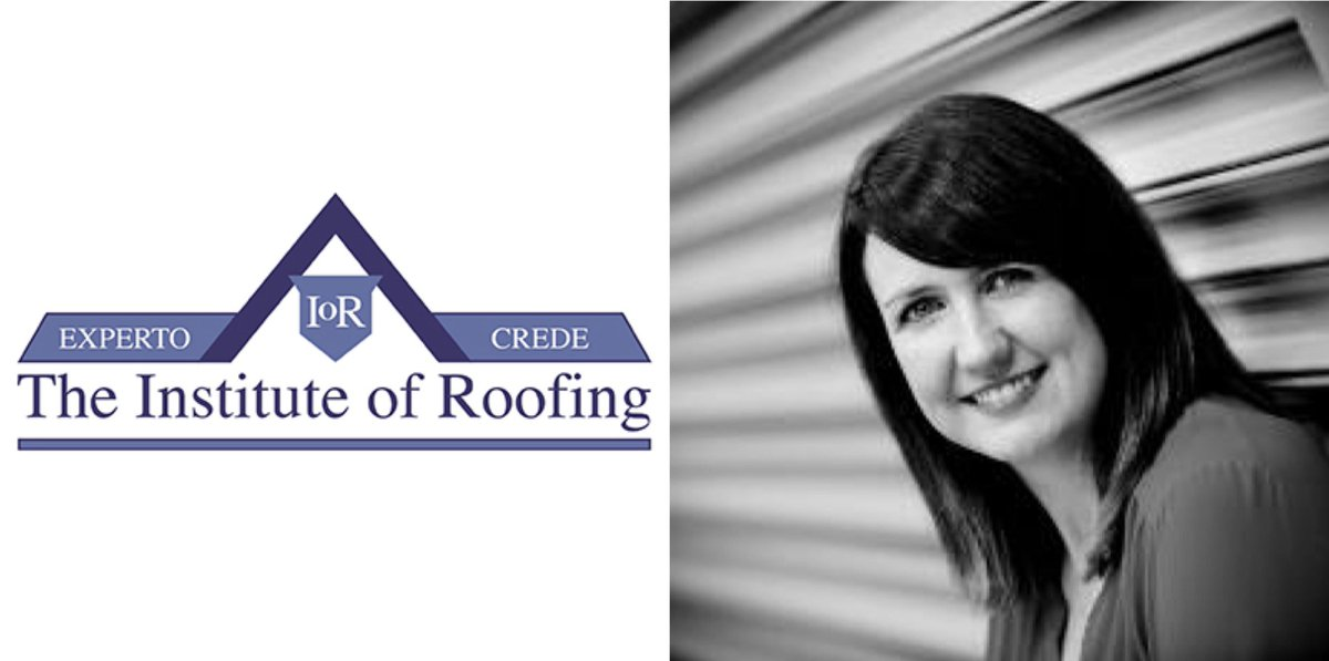 Another high quality appointment to the IoR Board! Sarah Spink is one of the latest talents to joint the IoR board.  Sarah is a Chartered Marketer and is the CEO of @LRWAssociation, bringing a wealth of marketing expertise to the Institute. Welcome to the team Sarah! #roofing<br>http://pic.twitter.com/wM0Jz3tbYR