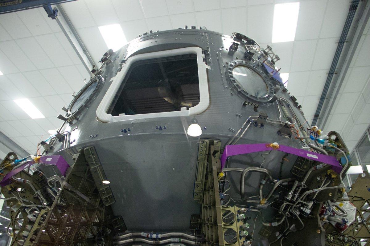 [SpaceX] Dragon Crew, les premiers équipages - Page 2 Dki33pjU0AABCFa?format=jpg
