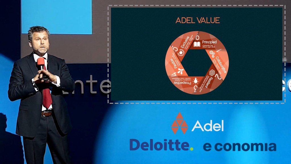 Adel ▲ Conference ▲ A Community Incubator for Blockchain Innovation ▲ e.conomia  http:// dusil.com/2018/08/14/ade l-conference-a-community-incubator-for-blockchain-innovation-e-conomia/ &nbsp; … <br>http://pic.twitter.com/5plFf8xpQ7