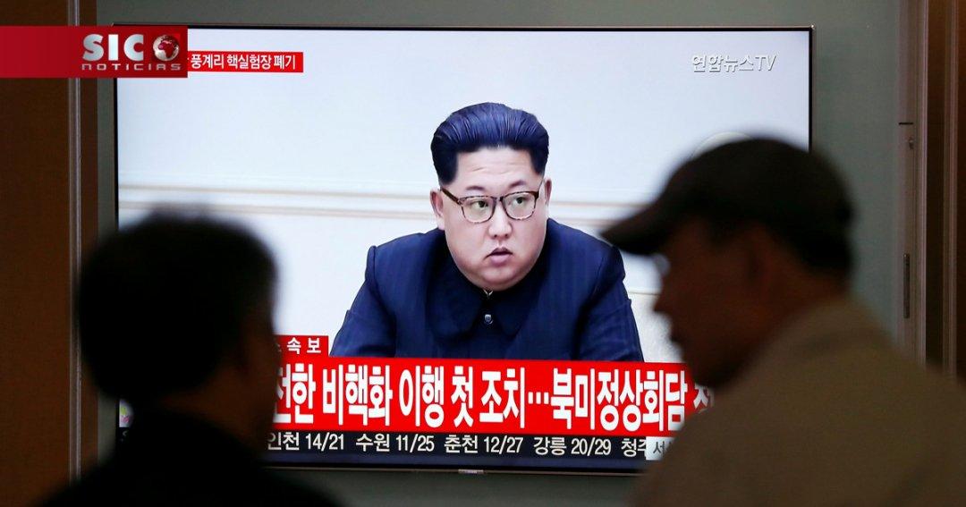 Desnuclearização da Coreia do Norte depende de armistício, diz jornal coreano... https://t.co/4CYV02c1fx
