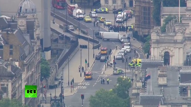 Ramming incident seemed to be deliberate - witness on Westminster car crash https://t.co/JjDPlM5E7m