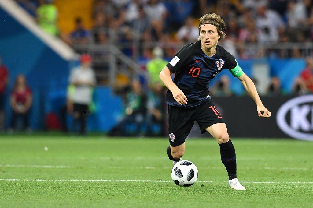 Luka Modric wants Inter Milan move - agent #Modric   https://t.co/tHOP62EB0P