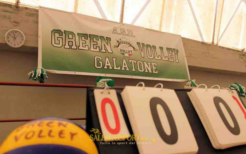 #VOLLEY D/m – Green #Galatone esulta, giocherà in Serie D http://dlvr.it/QfqDVM  - Ukustom