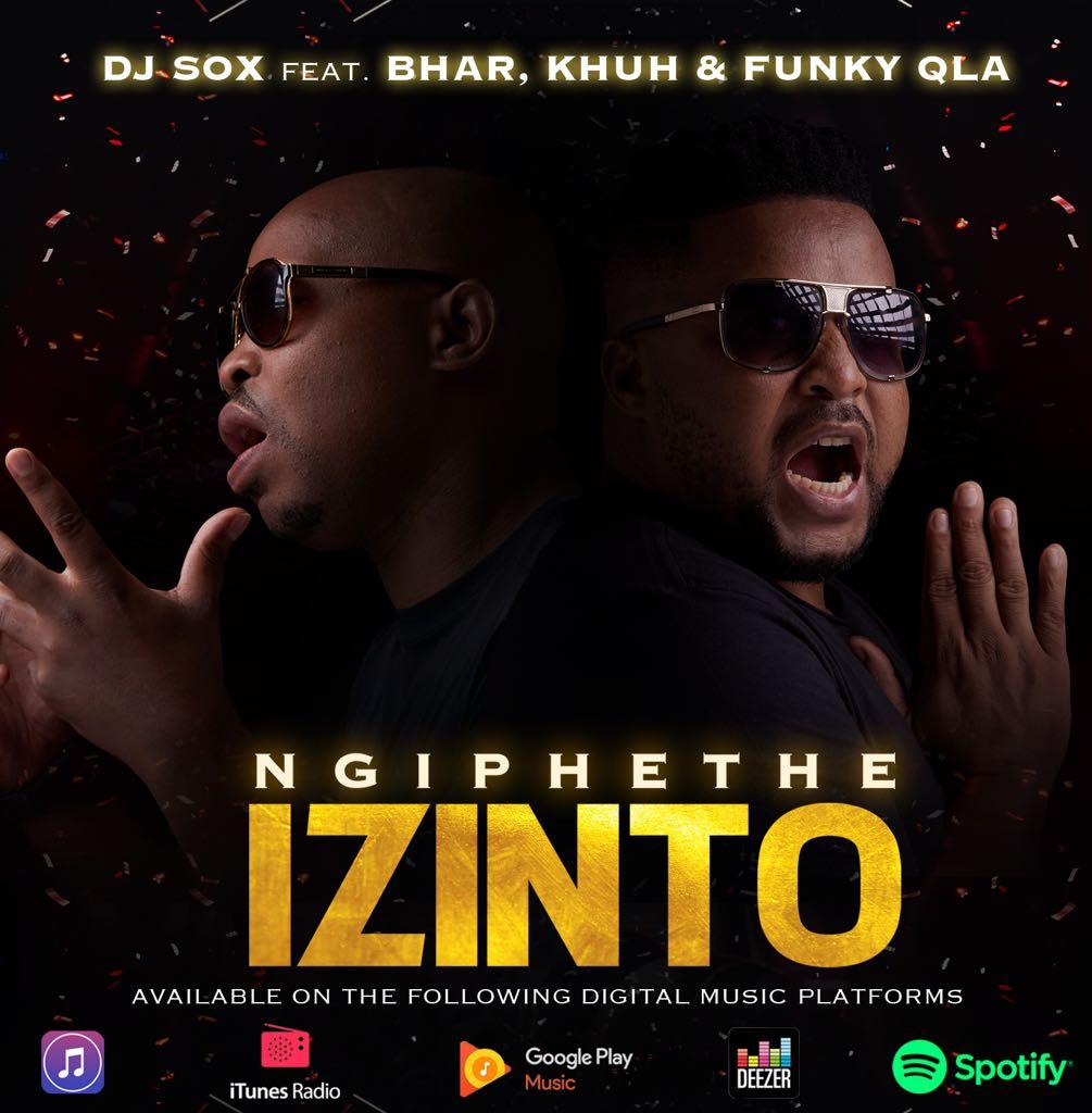 Please accept my latest offering   DJ SOX #NgiphetheIzinto feat. @khanyaBHAR @FunkyQla &amp; KHUH  Digital stores --&gt;&gt;   http:// smarturl.it/DJSOXNgiphethe Izinto &nbsp; …   RETWEET for awareness<br>http://pic.twitter.com/Pl19l6KLba