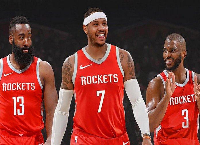 #NBA - Persi Ariza e Mbah a Moute, confermati Paul e Capela, la ciliegina è Carmelo Anthony: riusciranno gli Houston #Rockets a colmare il gap coi #Warriors?Tutti i dettagli by @singingallo http://basketcaffe.com/2018/08/paul-capela-anthony-le-dolorose-partenze-la-pazza-estate-dei-rockets/  - Ukustom