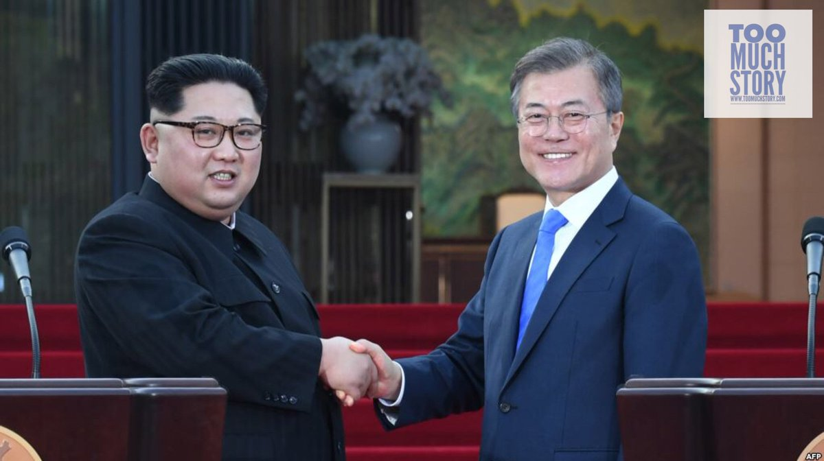 What to expect from Kim &amp; Moon  http:// toomuchstory.com/another-summit -is-upon-us-p1624-184.htm &nbsp; …  #toomuchstory #2muchstory #news #media #people #newsataglance #asia #northkorea #southkorea #kimjongun #trump #moonjaein #panmunjom #summit #pyongyang #korea #dprk #nations #leaders #peacetalks #pyeongchang2018 #trumpandkim<br>http://pic.twitter.com/KYB4HpGCCa