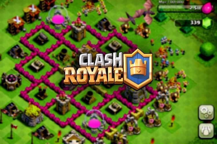 clash royale pc download 2018