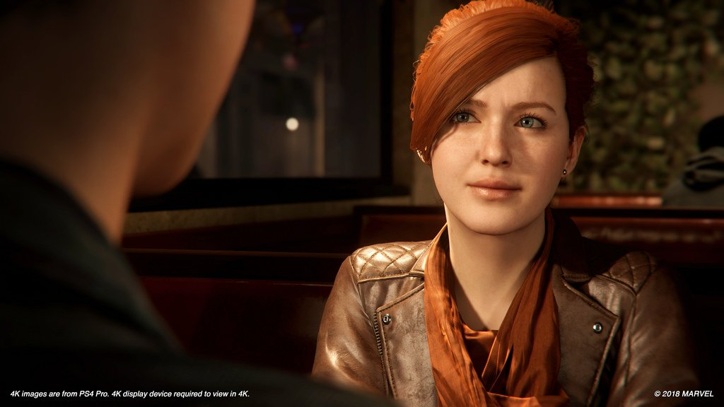 Playing as Mary Jane Watson is one of the highlights of #SpiderManPS4: https://t.co/O2pqKCPux6