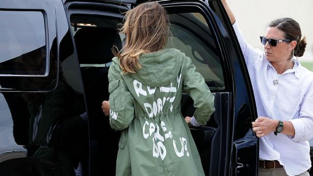 Omarosa: Melania can't wait to divorce Trump, uses her fashion choices to 'punish' him https://t.co/fy2B3QO91S