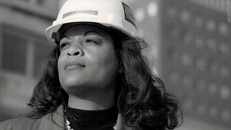 At the age of 30, Adrienne Bennett became the first black female master plumber in the US. Now, 30 years later, she is CEO of her own contracting company https://t.co/wZiOqPvsSZ