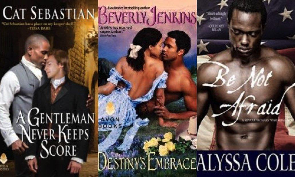 Celebrate the fine black men of historical romance ❤️: bit.ly/2OT77cr
