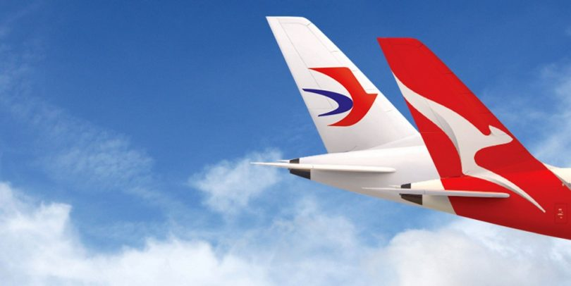 .@Qantas and @ChinaEasternNA have upgraded their existing strategic partnership and signed a business agreement to co-operate across aspects of their operations. This will mean a consistent travel experience for passengers between both airlines. #businesstravel #corporatetravel <br>http://pic.twitter.com/AkYaCr1o6Q