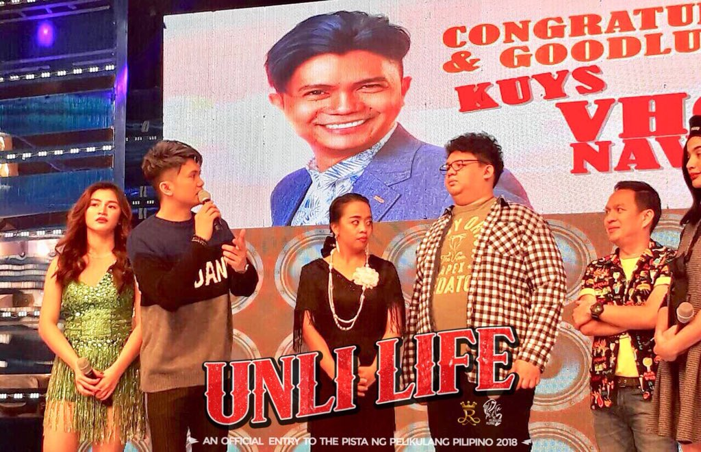 Regal Films On Twitter Unli Life Cast Vhong Donna Alex Kamille