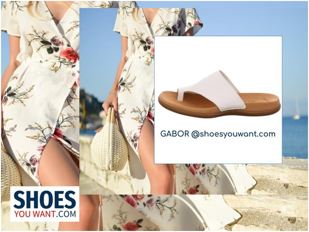 17f0239de0 Only at €67.90 https://www.shoesyouwant.com/women/sandals/thongs/gabor-thongs-white-1062540  … #shoesyouwant #whitesandals #thongsandals #sandalsforwomen ...