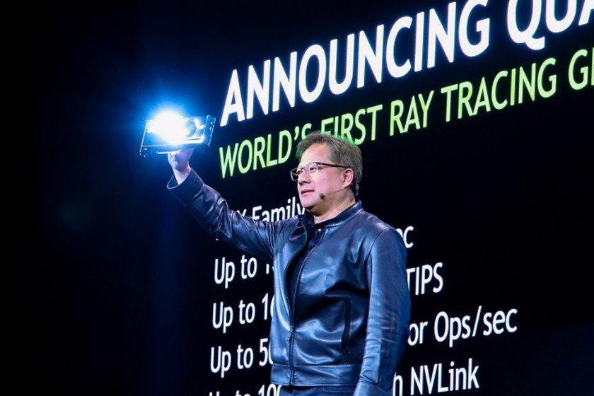 Llega Turing, la nueva arquitectura para GPUs de NVIDIA: sus nuevas Quadro RTX brillan en ray tracing https://t.co/tx0jC116M0