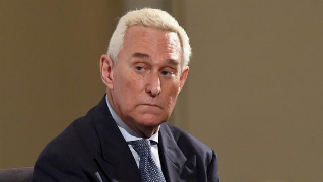 Roger Stone: I would not testify against Trump under any circumstance https://t.co/Np8FRppwzt