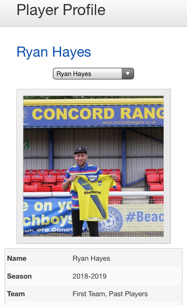We love supporting those who support us &amp; so tonight when it's @ConcordRangers hosting @dartfordfc we'll be cheering on #TheDarts but also watching &amp; appreciating the #FootballSkills of @Hayzie_7r -  #Football #RoleModel - #4Roles4Goals #Careers #Community #Education #CSR #Sport<br>http://pic.twitter.com/Jqa0SJZPTk