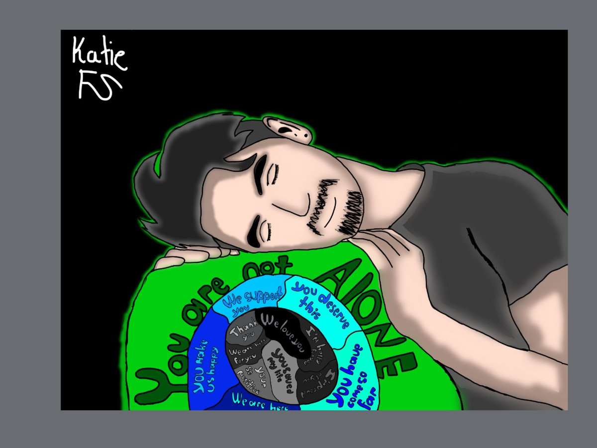 #Septicart #jse #jacksepticeye #septiccomments #pma #PositiveMentalAttitude #welovesean #welovejack @Jack_Septic_Eye YOU ARE NOT ALONE SEAN we are here the messages in the Sam are messages I see on twitter all the time congrats on 20 million if you made it already love you<br>http://pic.twitter.com/haIwuPYtKA