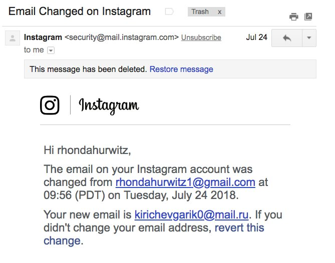 my twitter account was hacked and email changed