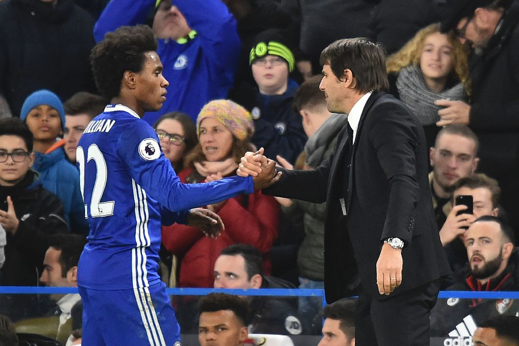 Willian says he would have left Chelsea if Antonio Conte was still in charge.  Read more  👉 https://t.co/HErVqwhf1i #CFC