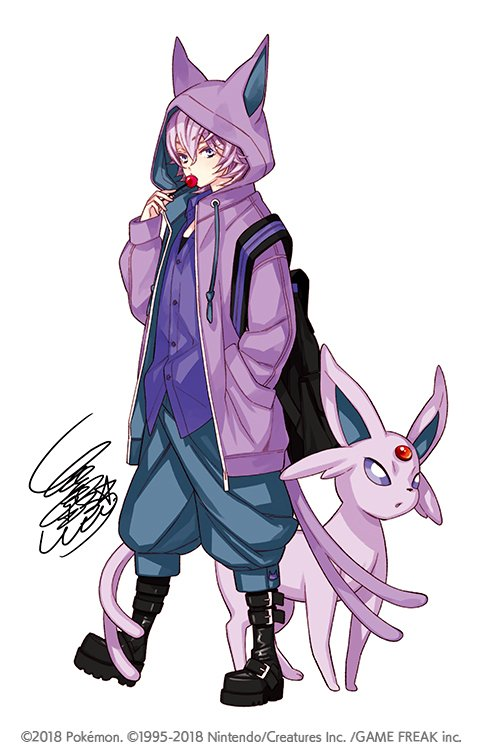 Asuka Chinen (Artist: Lily Hoshino) An eccentric with catlike eyes. Smartest in his grade. Paranormal research club member. Loves strawberry candy. Ennui-style psychic boy. Friends with Yuki; both were on soccer team in elementary school. Cute Espeon hoodie! 2nd year high school <br>http://pic.twitter.com/bFd5Q4dyEC