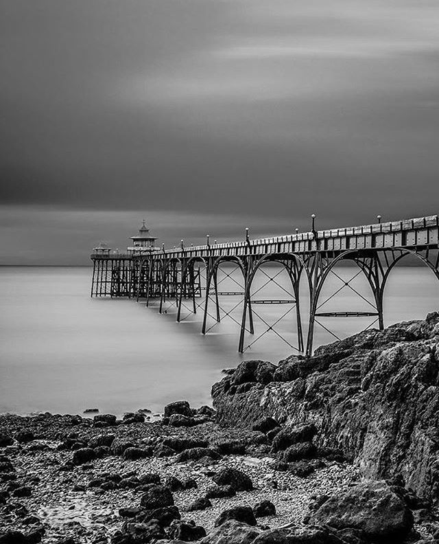 ClevedonPierG1 photo