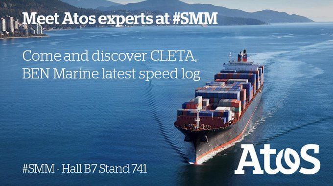 Our experts will present CLETA, #BENMarine next-generation electromagnetic speed log....