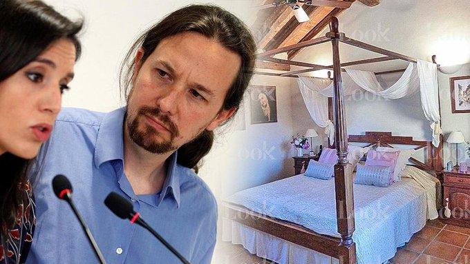 La suite del casoplón de Iglesias y Montero mide lo mismo que el piso de 1,4 millones de españoles Photo