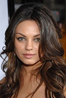 Happy birthday to the lovely Mila Kunis today!