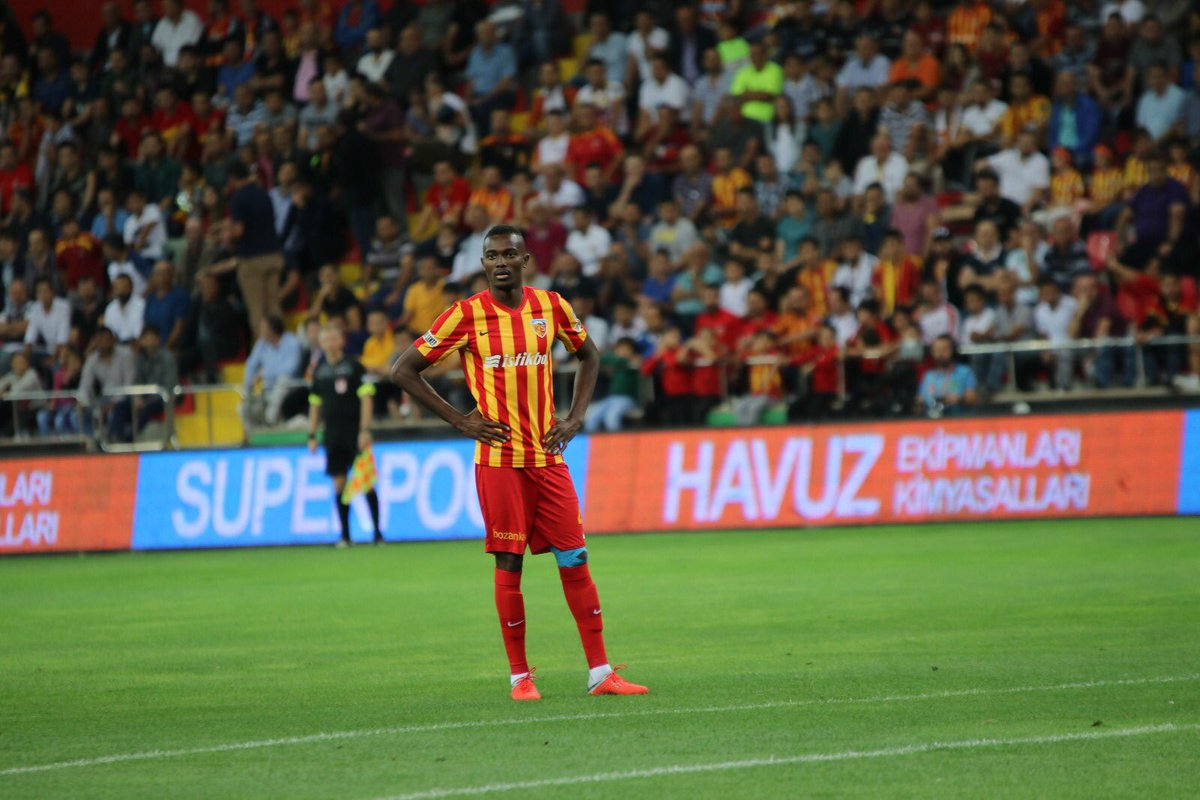 2019 Africa Cup of Nations: Ghana handed boost as Kayserispor midfielder Bernard Mensah nears injury return ahead of tournament