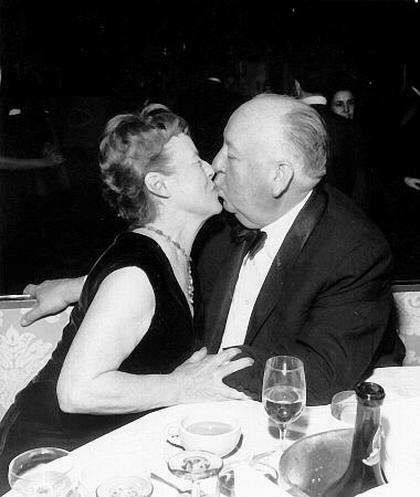 Alma Reville (August 14, 1899 Nottingham, Nottinghamshire, England - July 6, 1982 Bel Air, Los Angeles, California).  Wife and &quot;soul&quot; of Alfred Hitchcock. <br>http://pic.twitter.com/08GLU82NtU