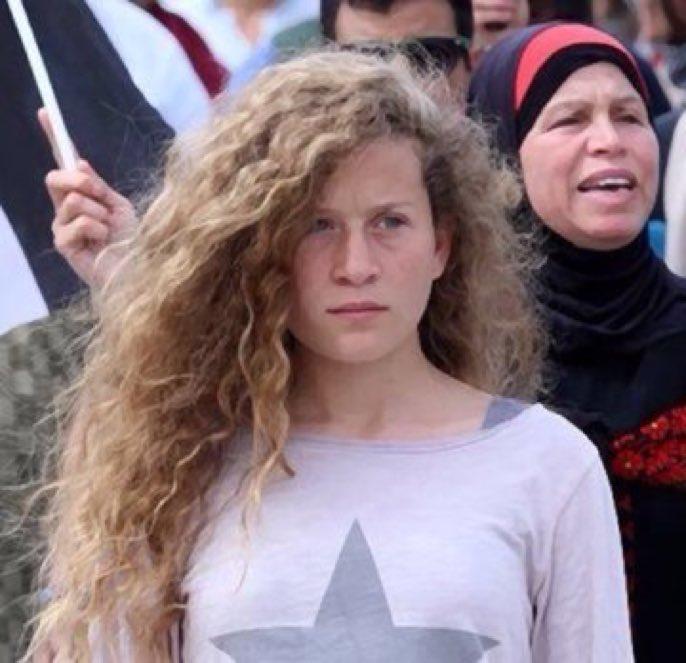 « Nous sommes tous Ahed Tamimi » Notre édito sur celle qui a été érigée en icône de la lutte contre #Israel tout juste sortie de prison. #AhedTamimi #Palestine                     http://dlvr.it/QdDyT4  - FestivalFocus