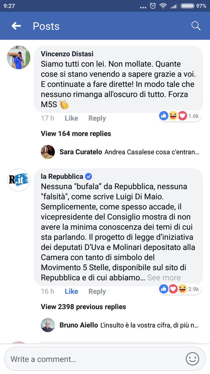 Le pagine fake con trolls russi e milanesi,commenti,likes. Tutto fake per influenzare la gente su Facebook,Instagram, Twitter. Questa è la pagina di Di Maio #Aborto #DecretoDignita #Levaobbligatoria #spread #DiMaioInsegna #DiMaio #nonstopnews #Renzi #Gentiloni  - Ukustom