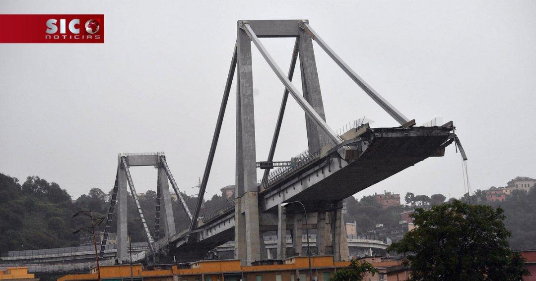 Pelo menos 11 mortos e 5 feridos em colapso de viaduto em Itália... https://t.co/aRaaS4VK3c