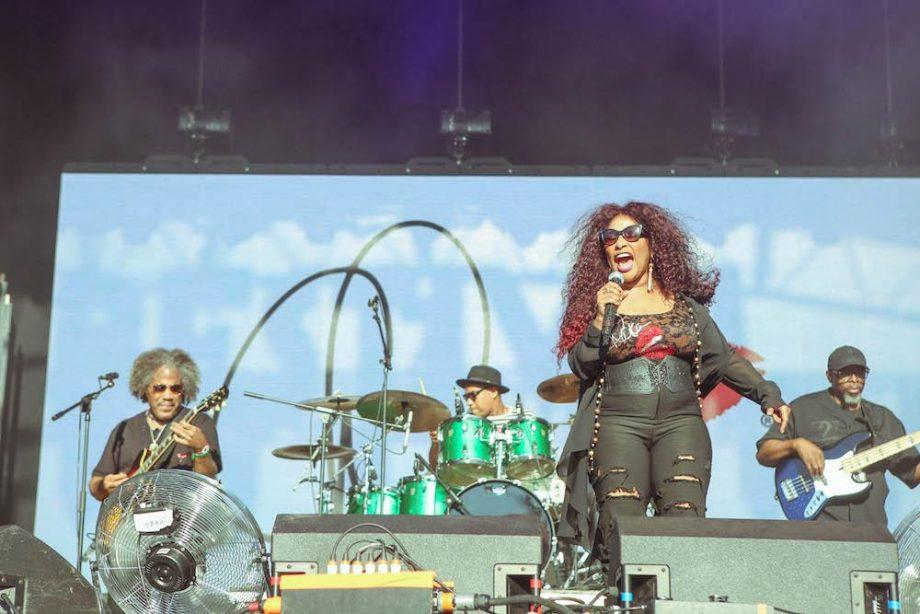 It's just a quick cha-cha-chat with Chaka Khan, Chaka Khan, Chaka Khan etc https://t.co/pTdpZYVDrC https://t.co/FujBNe5CIN