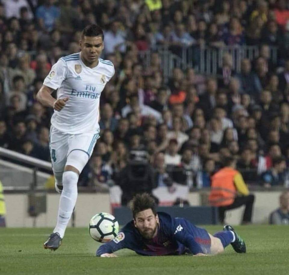 Simeone: &quot;it&#39;s &#39;impossible&#39; to stop Messi.&quot;  Koke: &quot;Stopping Lionel Messi almost impossible.&quot;  Casemiro: <br>http://pic.twitter.com/3iq3TChhrt