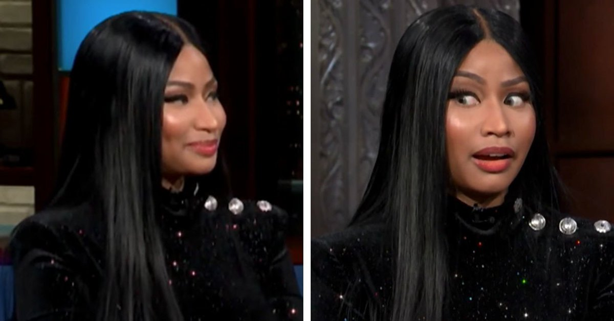 Nicki Minaj Just Revealed There's Been A Ton Of Drama After Two Guys She 'Dissed' On Her New Song Got Pissed Off https://t.co/ZPm8IFf7qK