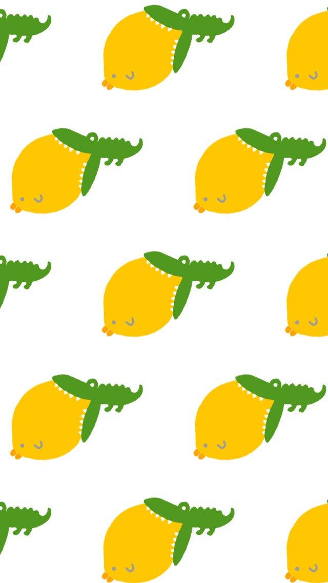レモン柄に見えるけどレモン柄ではなく、実は残酷なイラストだった!